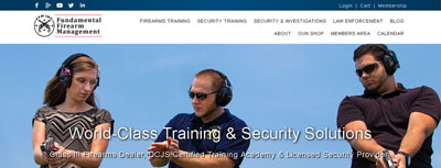 Featured Client: Firearms, Training & Investigations