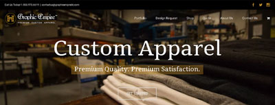 Featured Client: Apparel Company