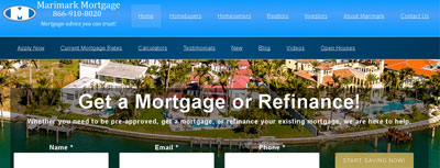 Featured Client: Mortgage Broker