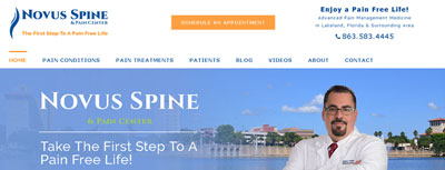 Featured Client: Pain Doctor