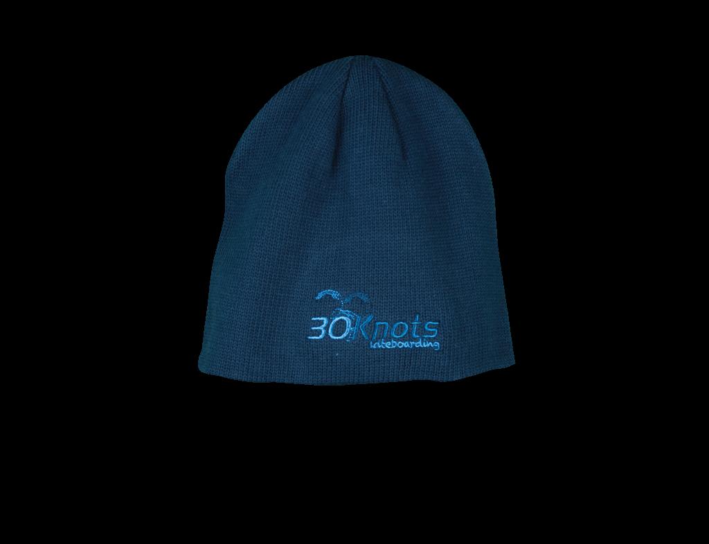 30 Knots Beanie Navy Blue