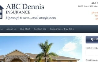 Feature Client: ABC Dennis Insurance