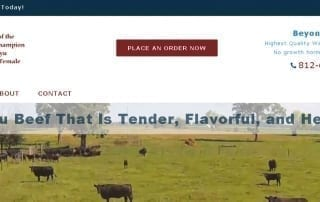 Featured Client: Emerson Cattle Company