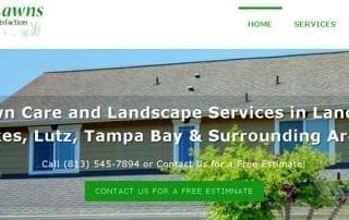 Featured Client: RJ's Creative Lawns