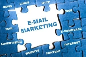E-mail marketing by Image Building Media