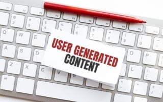 User Generated Content and Google Search