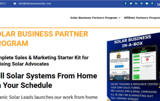 Shinedown Solar is a Featured Client