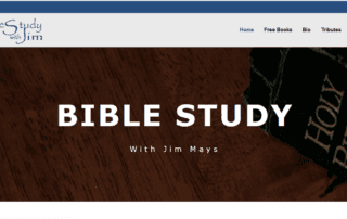 Bible Study with Jim Mays