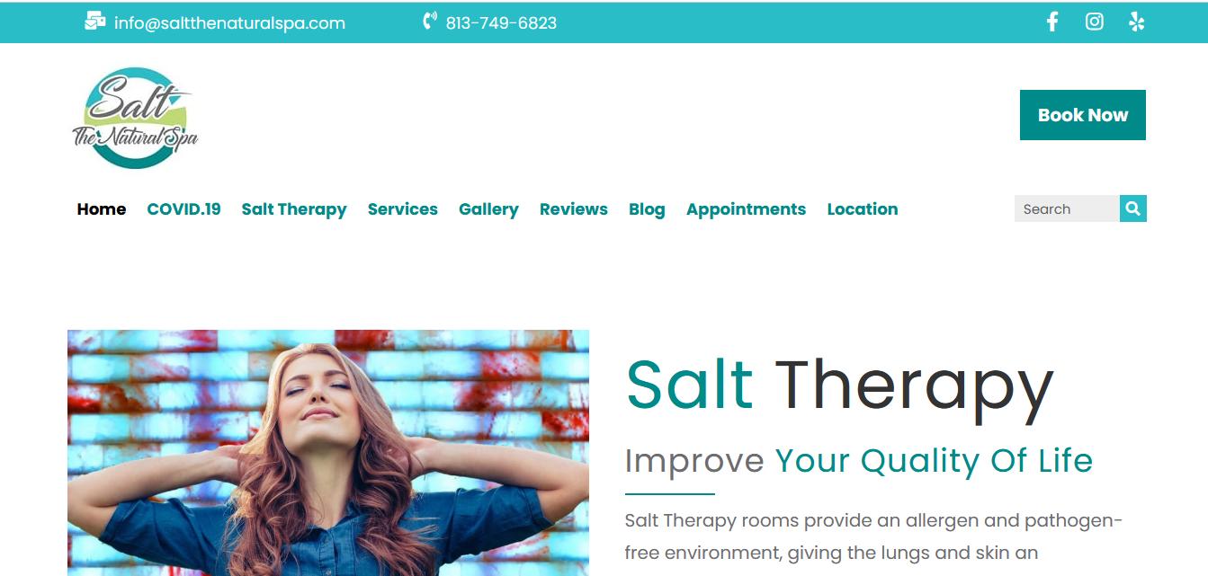 Salt The Natural Spa