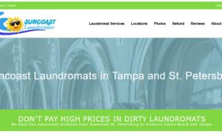 Suncoast Laundromats